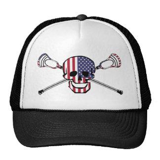 Lacrosse MURICA Trucker Hat