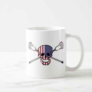 Lacrosse MURICA Mugs