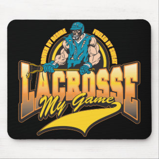 Lacrosse My Game Mouse Mat