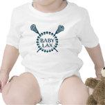 Lacrosse Onsie (Baby Lax) Tees