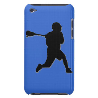Lacrosse Player I-Pod Touch Case iPod Touch Cases