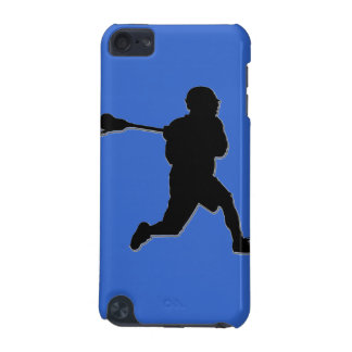 Lacrosse Player I-Pod Touch  iPod Touch 5G Cases