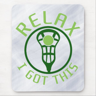 Lacrosse ReLAX I Got This Mouse Pad