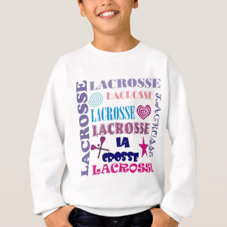 Lacrosse Repeating Sweatshirt