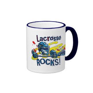 Lacrosse Rocks  LaX Gear Ringer Mug