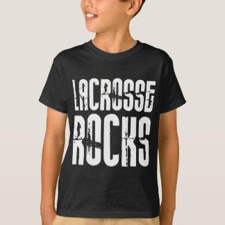 Lacrosse Rocks T-shirt