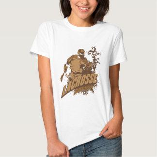 Lacrosse Rocks! Tee Shirts
