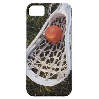 Lacrosse Stick and Ball Case For The iPhone 5