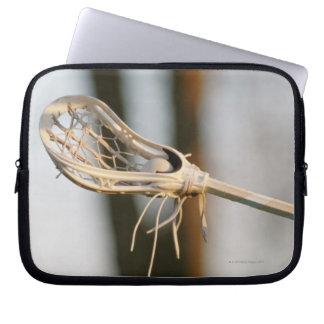 Lacrosse Stick Laptop Sleeve