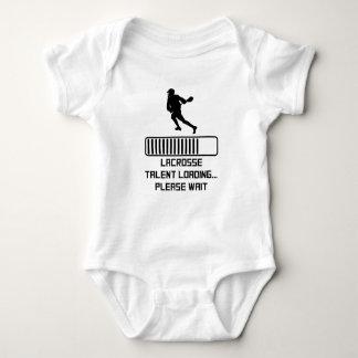 Lacrosse Talent Loading Baby Bodysuit