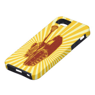 Lacrosse Tank iPhone 5 case
