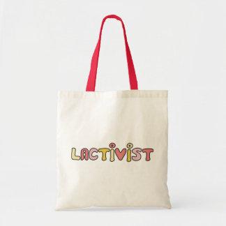 Lactivist Budget Tote Bag