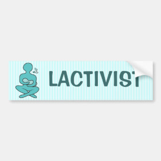 Lactivist Bumper Stickers