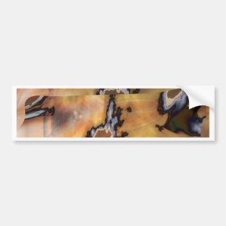 Lacunae Bumper Sticker