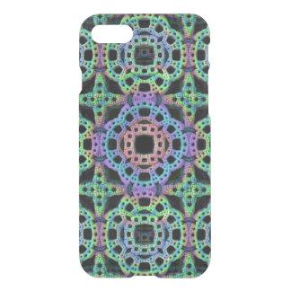 Lacy 3D Fractal Pattern iPhone 7 Case