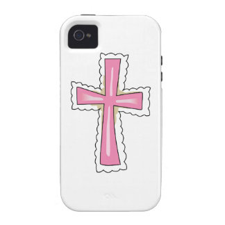 LACY CROSS CASE FOR THE iPhone 4