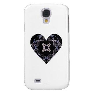 Lacy Fractal Art Galaxy S4 Case