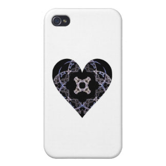 Lacy Fractal Art Covers For iPhone 4