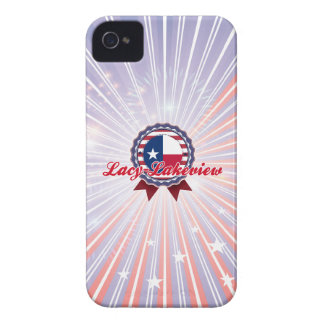 Lacy-Lakeview TX iPhone 4 Cases