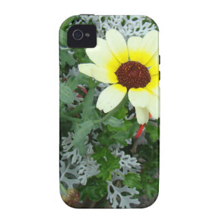Lacy leaves and flowers Case-Mate iPhone 4 cases