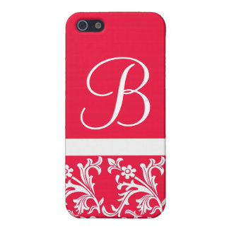 Lacy Red Custom iPhone case iPhone 5 Cases
