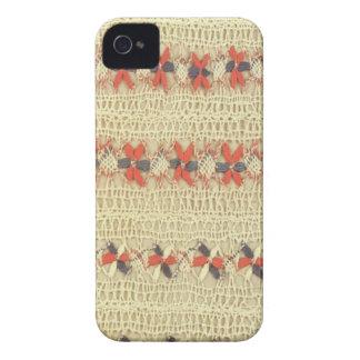 Lacy Stars Art iPhone 4 Case - Beautiful