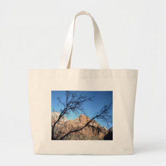 Lacy Trees Tote Bags