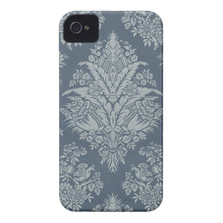 Lacy Vintage - Antique Teal Green Case-Mate iPhone 4 Cases
