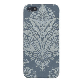 Lacy Vintage - Antique Teal Green Cover For iPhone 5/5S