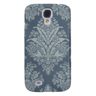 Lacy Vintage - Antique Teal Green Galaxy S4 Case