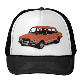 Lada - The Soviet Russian Car Cap