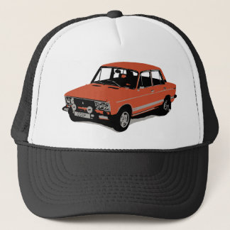 Lada - The Soviet Russian Car Trucker Hat