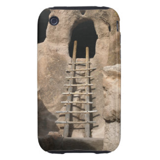 Ladder and Entrance of Cliff Dwelling iPhone 3 Tough Case