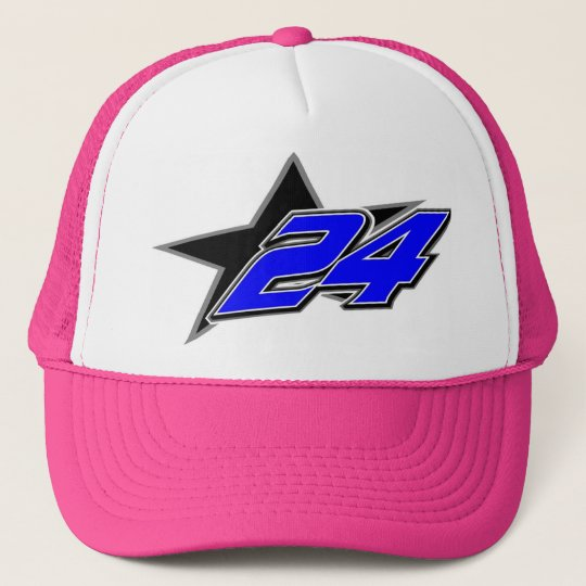 Ladies #24 Trucker Hat