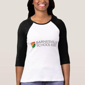 Ladies 3/4 Sleeve Baseball Shirt