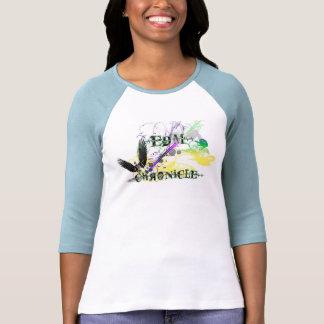 Ladies 3/4 sleeve Baseball T-Shirt