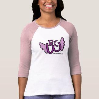 Ladies' Baseball Jersey Shirt