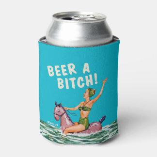 Ladies beer coozy or koozie or jacket or cooler