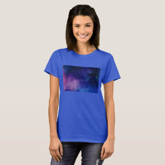 Ladies blue underwater Cave tshirt