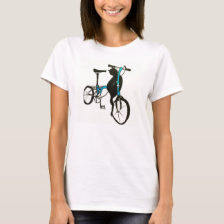 Ladies Brompton Cat T-shirt