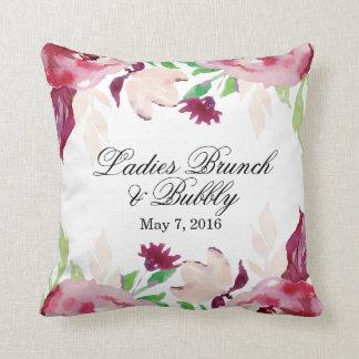 Ladies Brunch & Bubbly Cushion