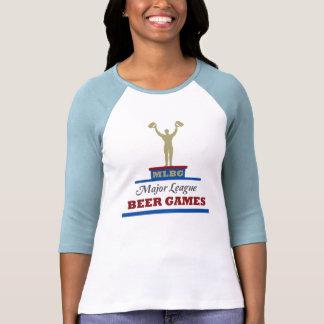 Ladies Champion Baseball Shirt