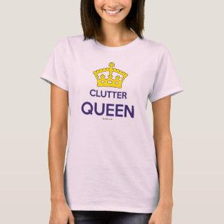 Ladies 'Clutter Queen' Tee
