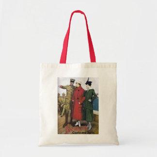 Ladies Coats & Suits, Tote Bag