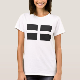 Ladies 'Cornish Flag' Tee