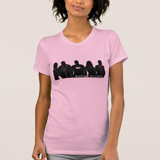 Ladies Cutesy Shirts