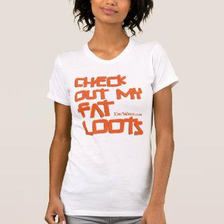 Ladies Fat Loots T-Shirt