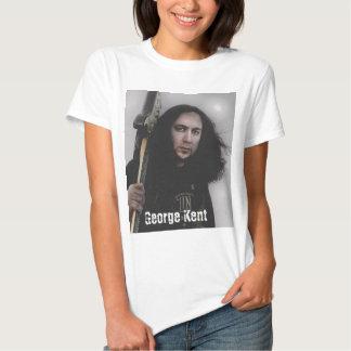 Ladies George Kent Guitar Tshirts