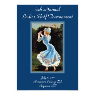 Ladies Golf Tournament Invitations