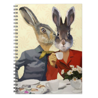 Ladies Gossiping Notebooks